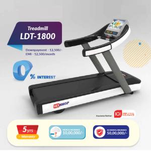 Treadmill LDT-1800